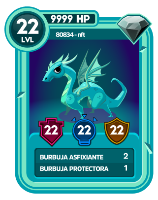card turquoise